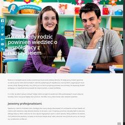 To co każdy rodzic powinien wiedzieć o współpracy z nauczycielem - CiaÅ?o Pedagogiczne