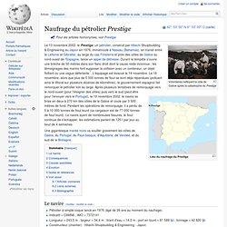 Prestige (pétrolier)