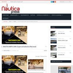 NAUTICAMPO 2006: Especial Indústria Nacional