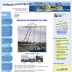 Nauticat 38 Sailboat For Sale