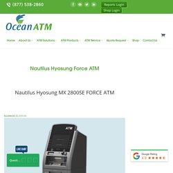 Nautilus Hyosung Force ATM Online
