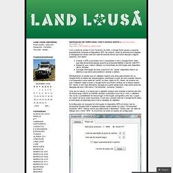 Navegação em tempo real com o Google Earth « Land Lousã