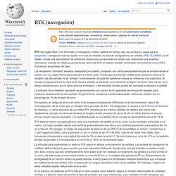 RTK (navegación)