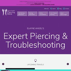 navel piercing | The Piercing Bible