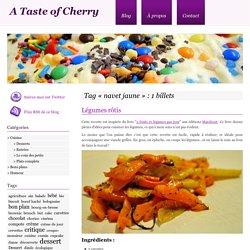 navet jaune - A Taste of Cherry