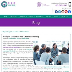Navigate Life Better With Life Skills Training