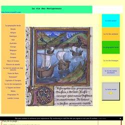 La vie des grands navigateurs de l' histoire de l'antiquité au 16 eme siecle
