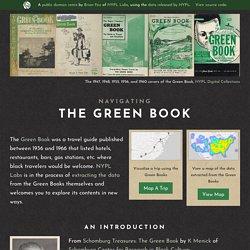 Navigating The Green Book