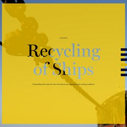 Navigating Responsibly - Shipowners
