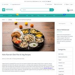 Keto Navratri Diet Plan & Veg Recipes