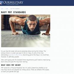 Navy PRT Standards
