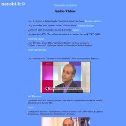 Nayebi.fr Audio-Vidéo