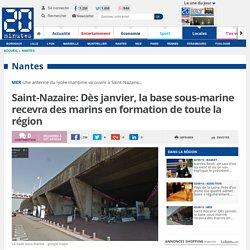 Saint-Nazaire: Dès janvier, la base sous-marine recevra des marins en formation de toute la région