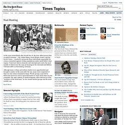 Nazi Hunting News