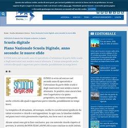 Piano Nazionale Scuola Digitale, anno secondo: le nuove sfide