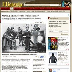Jakten på nazisternas stulna skatter