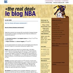 NBA Blog - Mozilla Firefox