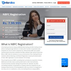 NBFC Registration - Enterslice