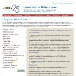 Young Child Risk Calculator