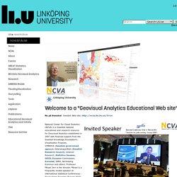 ncva.itn.liu.se: Linköping University