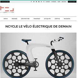 Ncycle le vélo électrique de demain