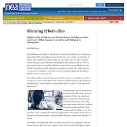 Silencing Cyberbullies