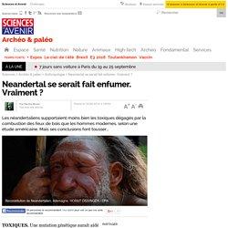 Neandertal se serait fait enfumer. Vraiment ?