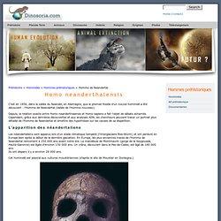 Neandertal. Homo neanderthalensis. En Images