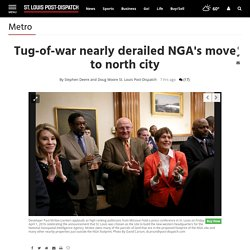 Tug-of-war nearly derailed NGA's move to north city