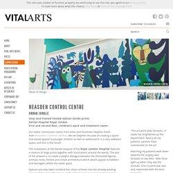 Neasden Control Centre - Vital Arts