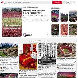 Nebraska football, Football stadiums, Nebraska huskers football