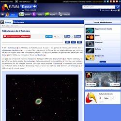 Nébuleuse de l'Anneau - Nébuleuse de la Lyre - M57 - Messier 57