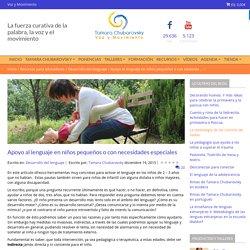 Apoyo al lenguaje en niños pequeños o con necesidades especiales - Voz y Movi...