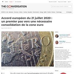 Accord européen du 21juillet 2020: unpremier pas vers unenécessaire consolidation delazoneeuro