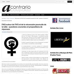 FAQ autour de l'IVG et de la nécessaire poursuite de la lutte : questions courantes et propositions de réponses