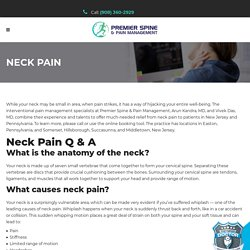 Find a Neck Pain Specialist in NJ
