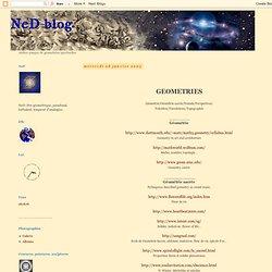 NeD blog
