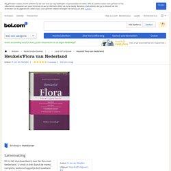 Heukels'Flora van Nederland, R. van der Meijden