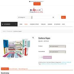 Cenforce 200, 150 & 100 mg te koop in Nederland