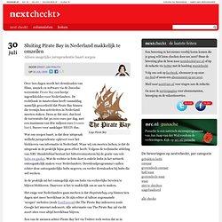 Sluiting Pirate Bay in Nederland makkelijk te omzeilen