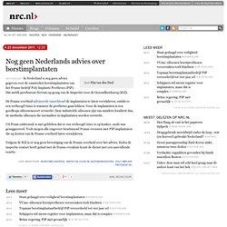 NRC: Nog geen Nederlands advies over borstimplantaten