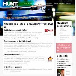 Nederlands leren - Muntpunt