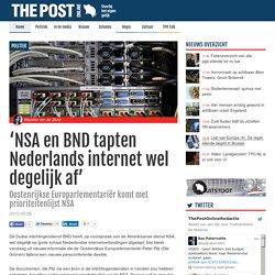 'NSA en BND tapten Nederlands internet wel degelijk af'