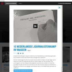 1e Nederlandse Journalistenkamp in Vaassen in Beeld en Geluid