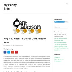 Cent Auction