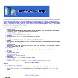 Social studies homework helper online
