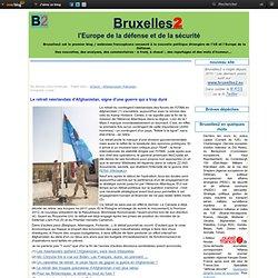 Le retrait néerlandais d'Afghanistan, signe d'une guerre qui a trop duré