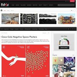 Coca-Cola Negative Space Posters