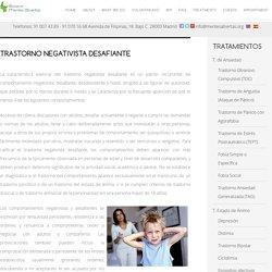 Trastorno negativista desafiante - Asociación Mentes Abiertas (A.M.A.) - Psicología a tu Alcance