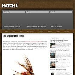 Hatch Magazine - Fly Fishing, etc.